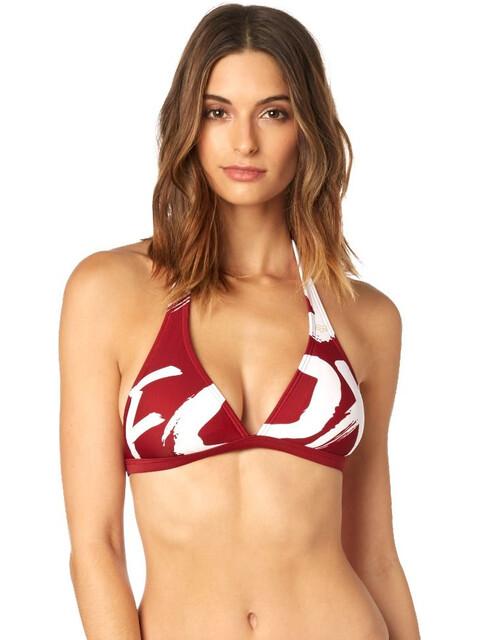 Fox Rodka Naiset bikinit , punainen